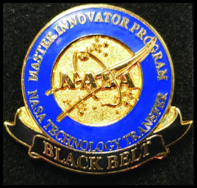 Master Innovator Black Belt