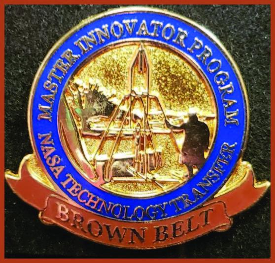 Master Innovator Brown Belt