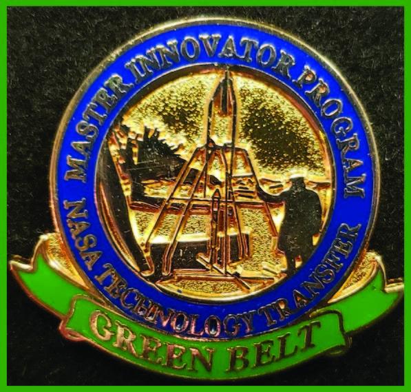 Master Innovator Green Belt