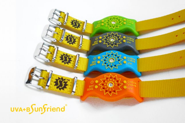 The UVA+B SunFriend. Image Credit: Sensor Sensor LLC