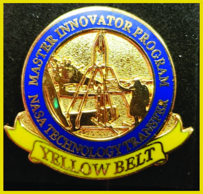 Master Innovator Yellow Belt