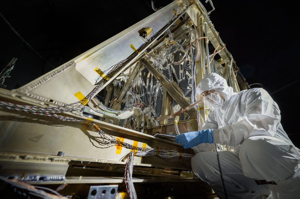 NASA's James Webb Space Telescope Science Instruments undergoing final super cold test at Goddard