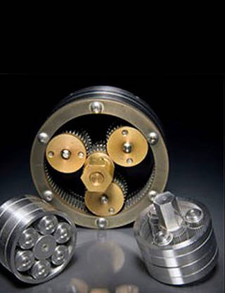 Gear bearing technology is a mechanical engineering innovation combines gears and bearings into one unit.